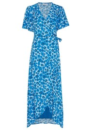 FABIENNE CHAPOT Archana Wrap Dress - Fancy Pansy
