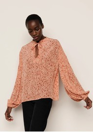 Lily and Lionel Stevie Top - Silhou Blush