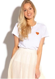 BEZO Love Heart Cotton Tee - Life
