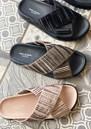 Ivy Cross Sandals - Black additional image