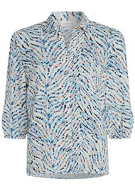 FABIENNE CHAPOT Gina Blouse - Happy Heartlines