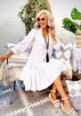 Provence Dress - White additional image