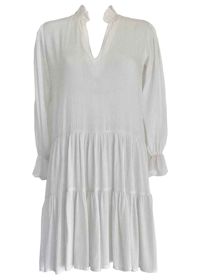 LINDSEY BROWN Provence Dress - White main image