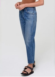 CITIZENS OF HUMANITY Marlee High Rise Relaxed Taper Jeans - Catalonia