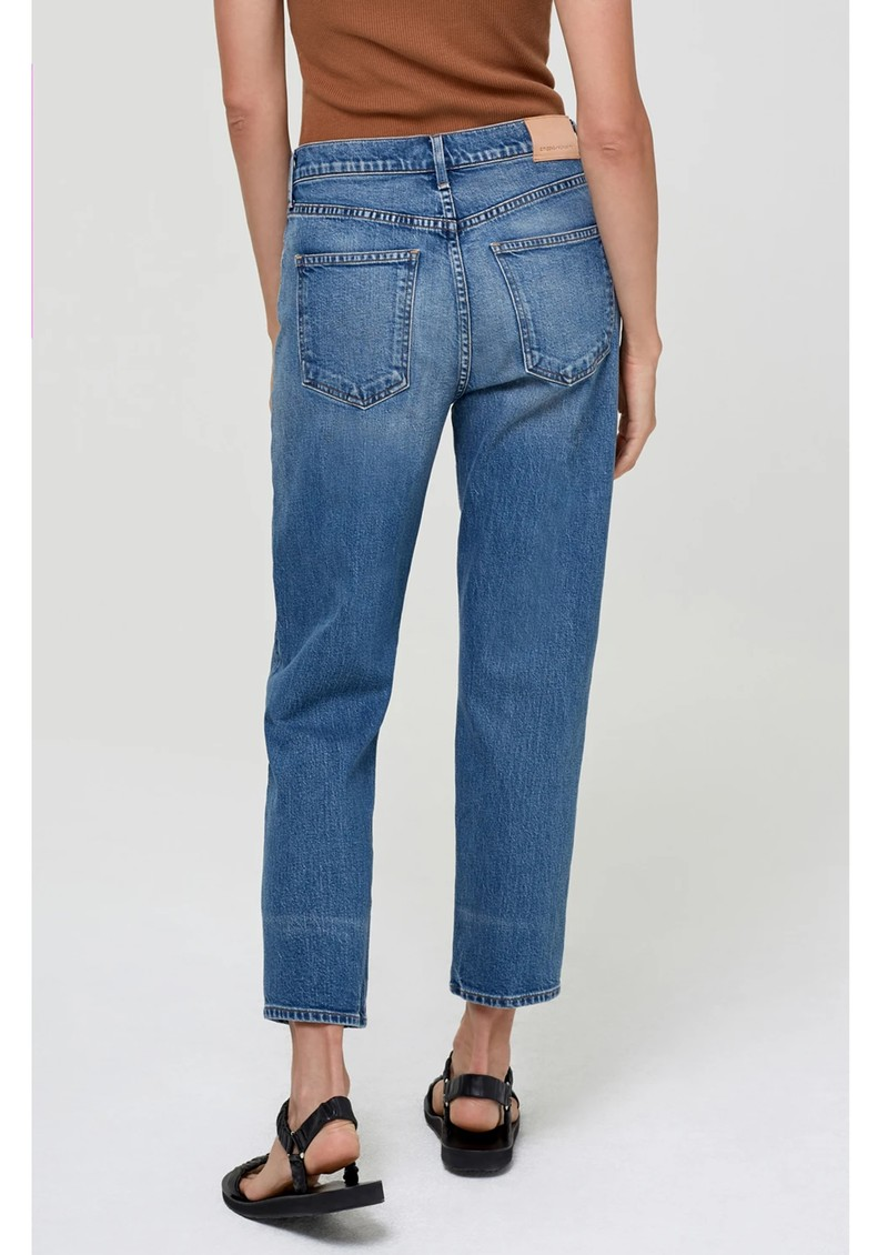 CITIZENS OF HUMANITY Marlee High Rise Relaxed Taper Jeans - Catalonia main image