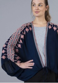 NOOKI Mortimer Cape - Navy