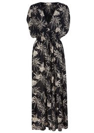 NOOKI Aruba Maxi Dress - Black