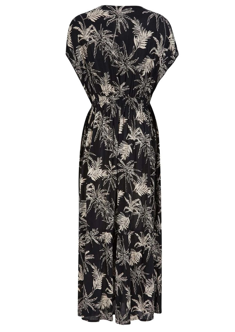 NOOKI Aruba Maxi Dress - Black main image