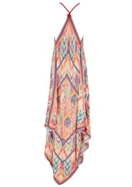 NOOKI Ikat Hanky Dress - Pink