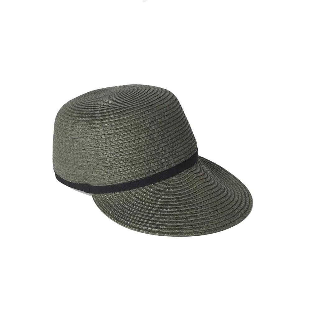 Kalani Straw Hat - Army