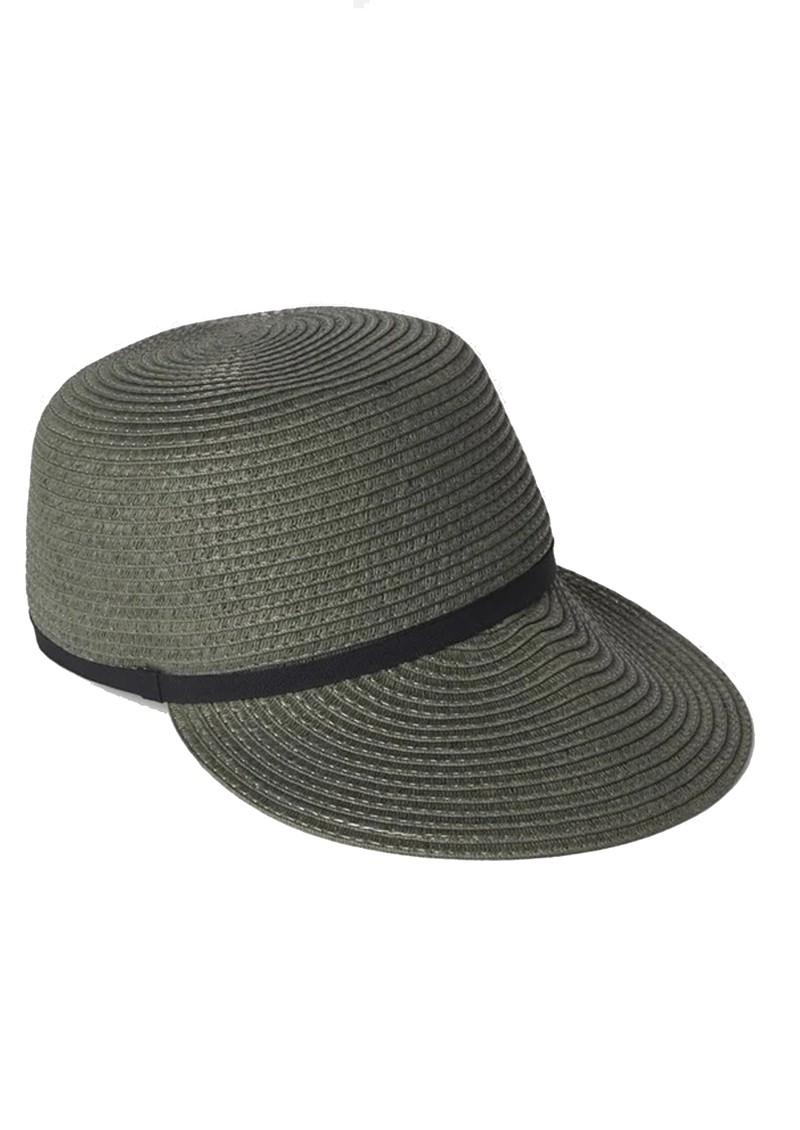 Becksondergaard Kalani Straw Hat - Army main image