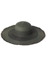 Becksondergaard Grethe Straw Hat - Army
