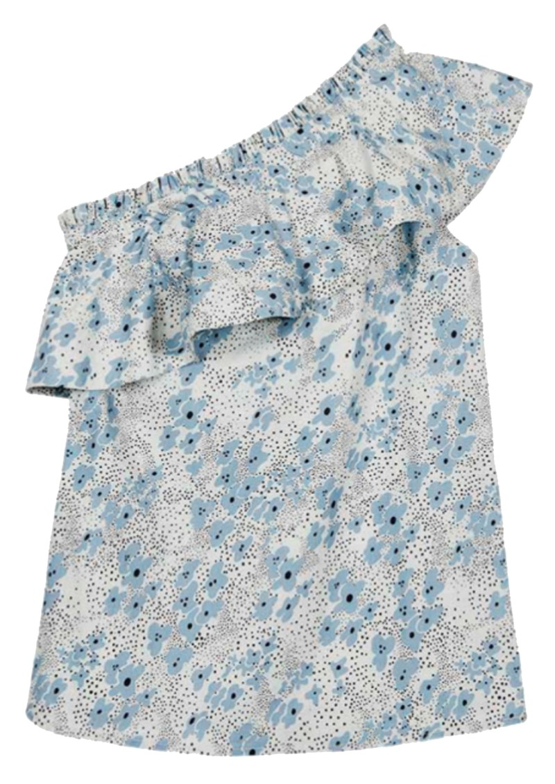 MAYLA Billie Organic Cotton Top - Disty main image