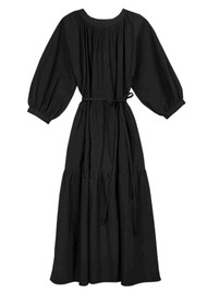 MAYLA Thea Organic Cotton Dress - Black
