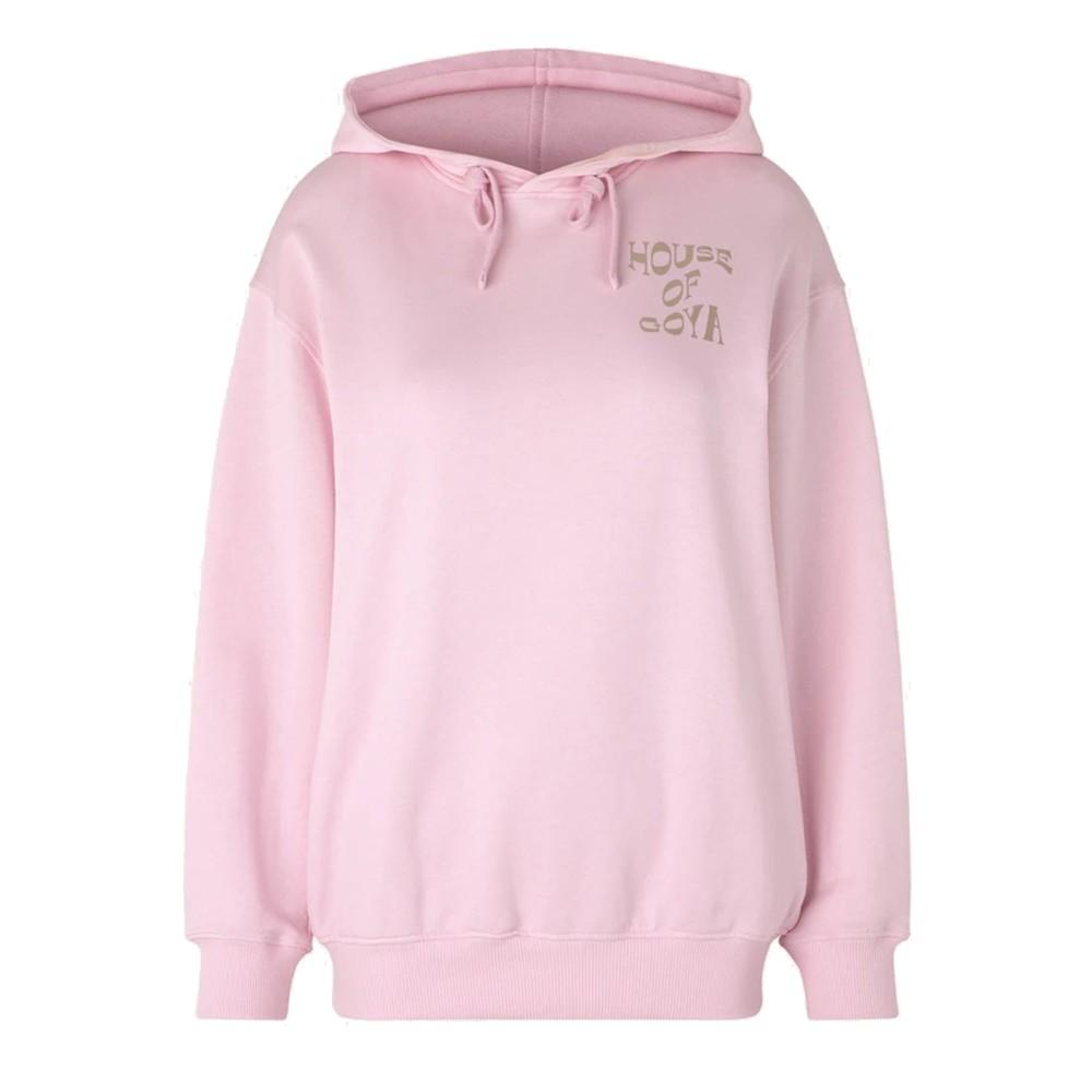 Adrisa Organic Cotton Tracksuit Hoodie - Pink