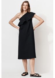 MAYLA Billie Organic Cotton Dress - Black