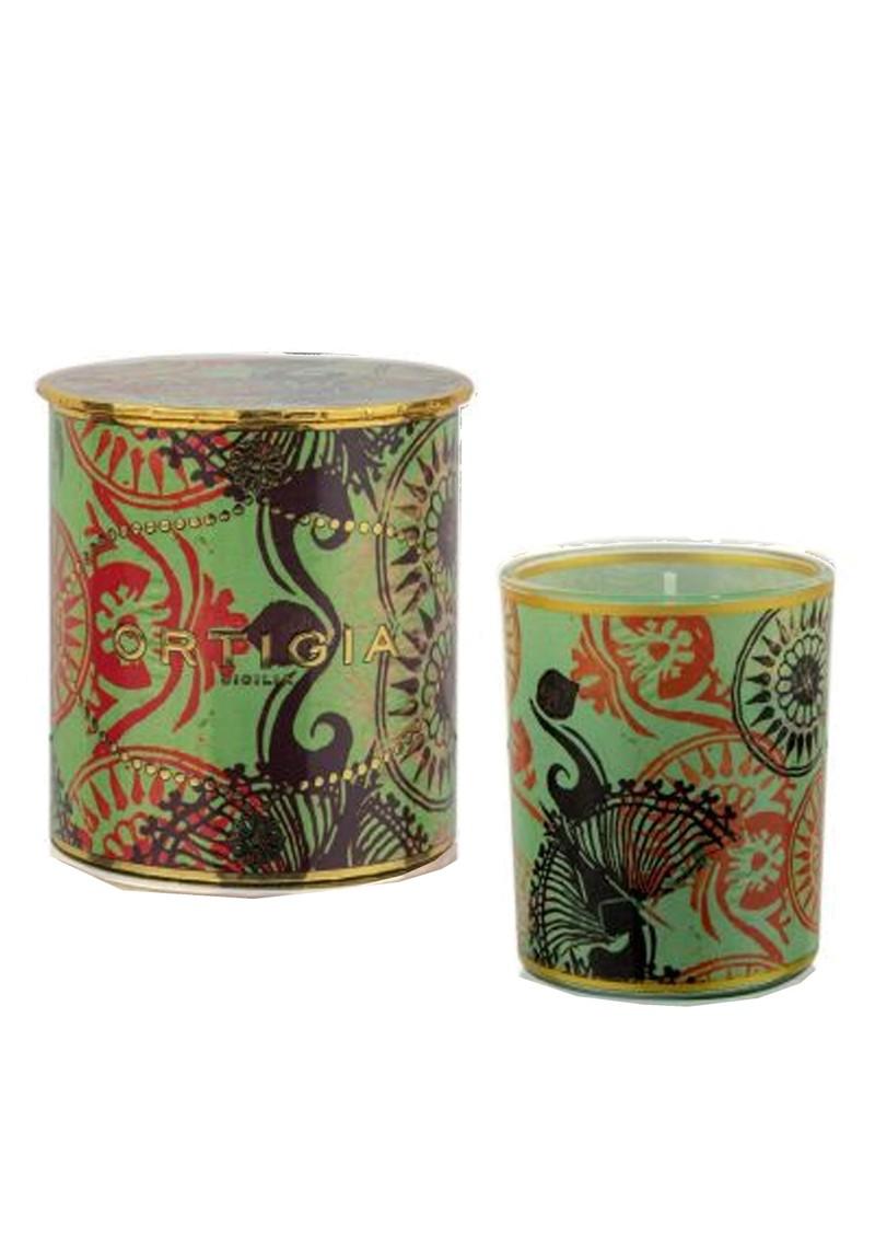 Ortigia Decorated Candle - Fico D'India main image