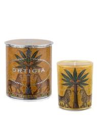 Ortigia Decorated Candle - Zagara