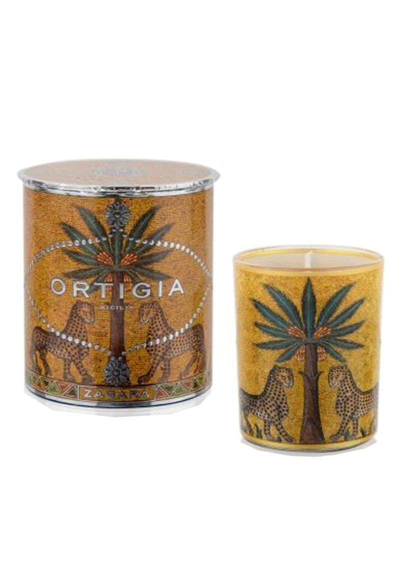 Ortigia Decorated Candle - Zagara main image