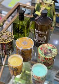 Ortigia Decorated Candle - Fico D'India