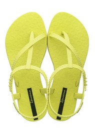 Ipanema Wish Sandals - Neon Yellow