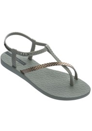 Ipanema Wish Sandals - Chrome Sage