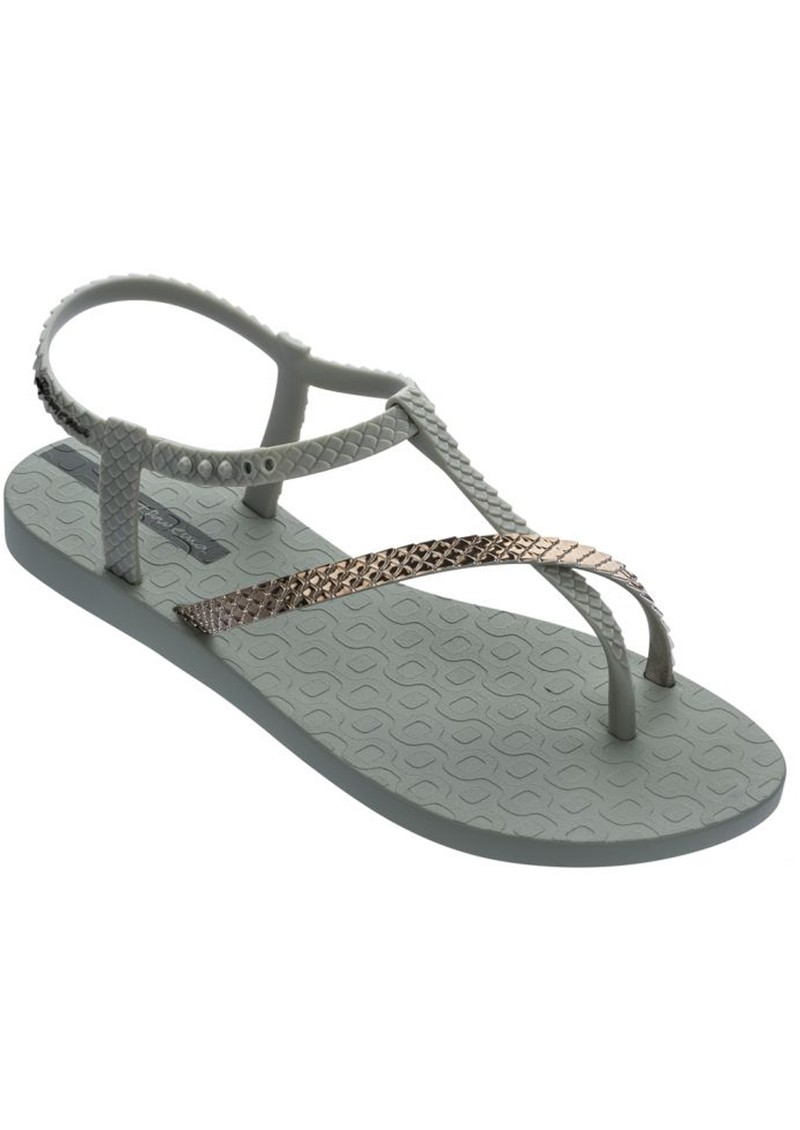 Ipanema Wish Sandals - Chrome Sage main image
