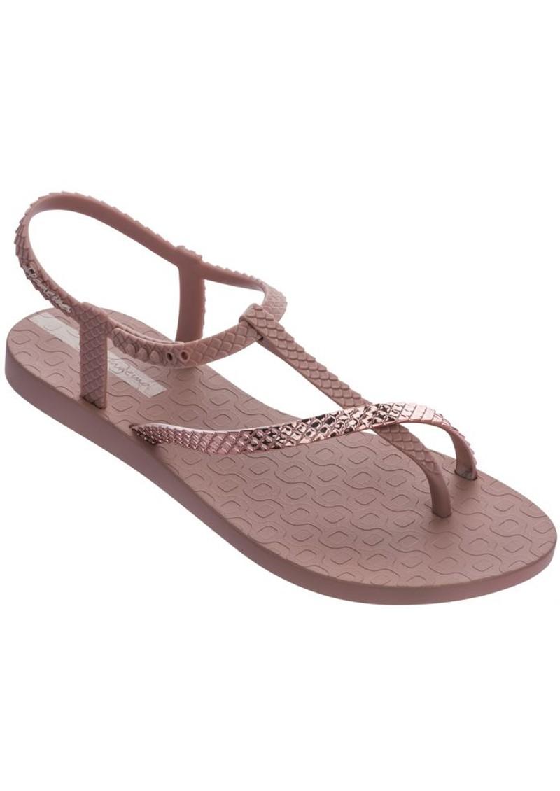 Ipanema Wish Sandals - Chrome Deep Nude main image