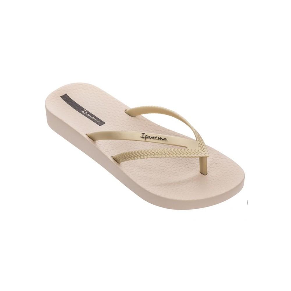 Bossa Soft 23 Flip Flops - Gold