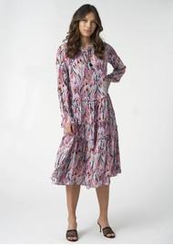 DEA KUDIBAL Viola Midi Dress - Persian