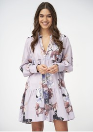 DEA KUDIBAL Kira Ns Cotton Dress - Floral Bay