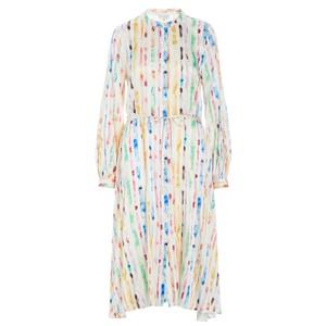 Marly Silk Dress - Shades