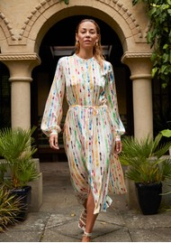 DEA KUDIBAL Marly Silk Dress - Shades