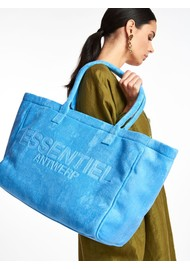 ESSENTIEL ANTWERP Zasha Shopper Bag - Sky Blue