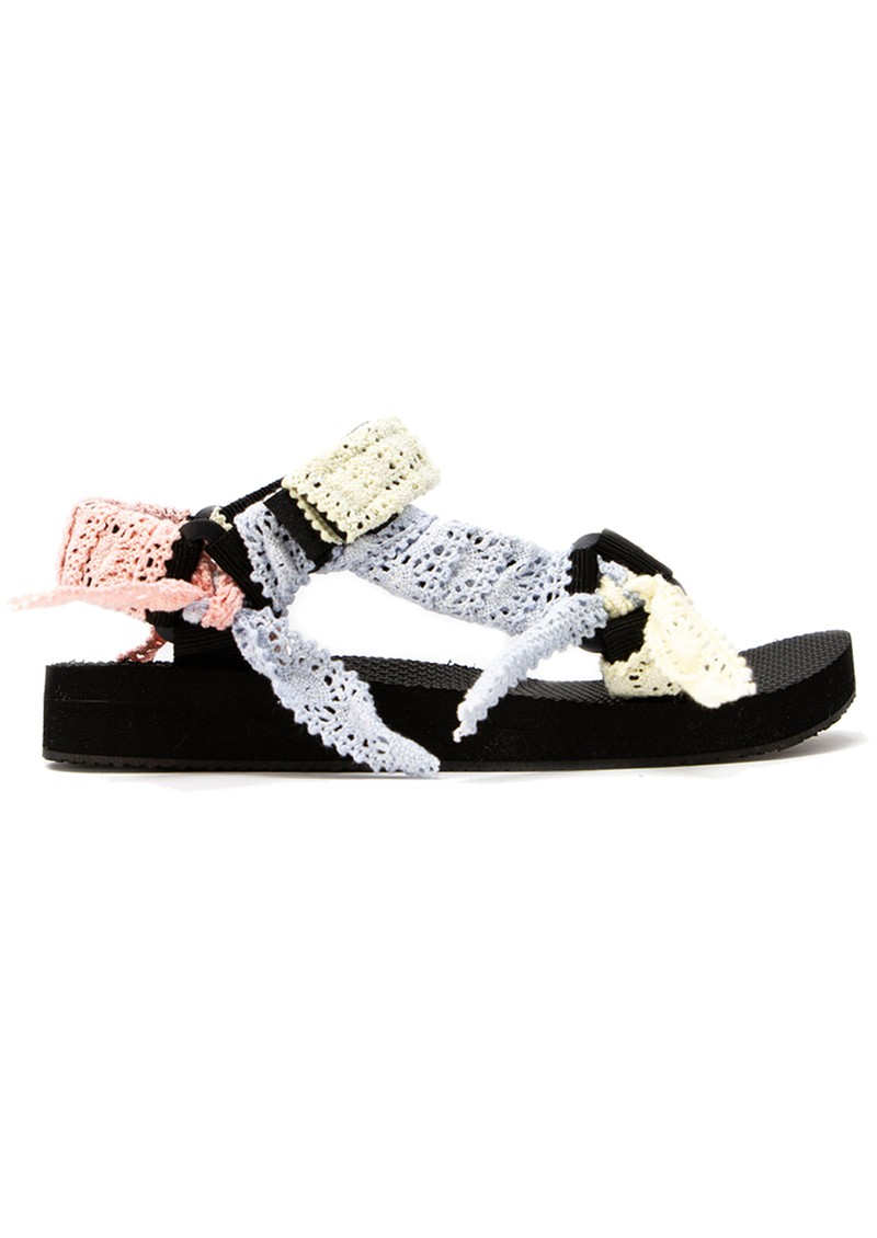 ARIZONA LOVE Trekky Lace Sandal - Mix  main image