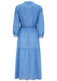 DREAM Tuscany Cotton Dress - Iris Blue