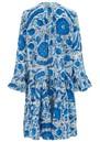 Lobster Cotton Dress - Afghan Blue additional image