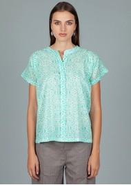 DREAM Marisol Cotton Top - Lama Mint
