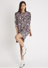 BERENICE Rajanna Printed Dress - Night Balan