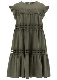 DEVOTION Sleeveless Dress - Khaki