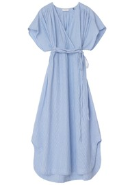 Day Birger et Mikkelsen Day Wind Cotton Midi Dress - Persian Jewel