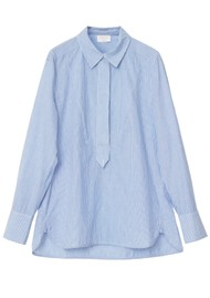 Day Birger et Mikkelsen Day Wind Cotton Shirt - Persian Jewel