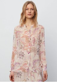 Day Birger et Mikkelsen Day Life Printed Top - Ivory