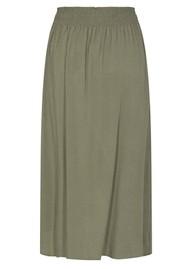 LEVETE ROOM Kara 3 Skirt - Khaki