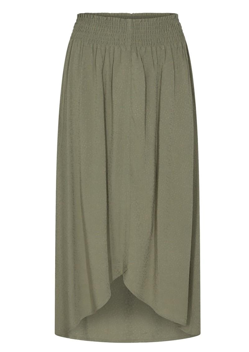 LEVETE ROOM Kara 3 Skirt - Khaki main image