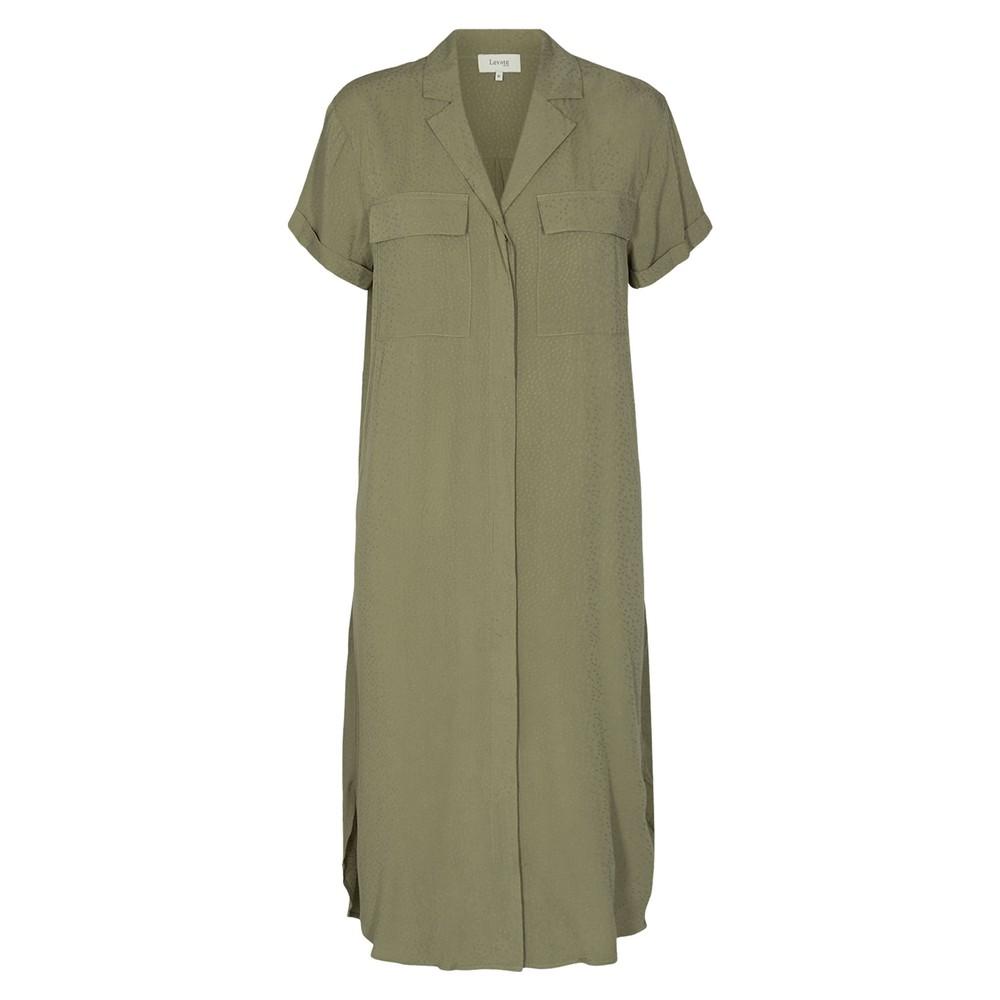 Kara 7 Dress - Khaki