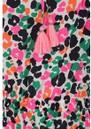 Langham silk dress - Leopardess Diva additional image