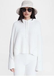 RAG & BONE Sunny Hoodie - Bright White