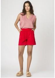 RESUME Eugene Knitted Vest - Pink