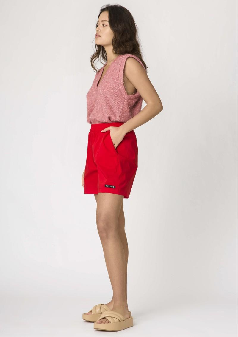 RESUME Eugene Knitted Vest - Pink main image